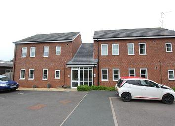 Thumbnail 1 bed flat for sale in Penstock House, Salt Works Lane, Weston, Stafford, London