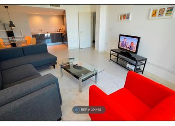 Thumbnail 1 bed flat to rent in Falcon Wharf, London