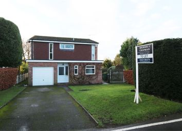 Thumbnail 4 bed detached house to rent in Wilmslow Park North, Wilmslow, Cheshire