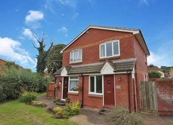 Thumbnail 1 bed property to rent in Hawthorne Close, Cullompton