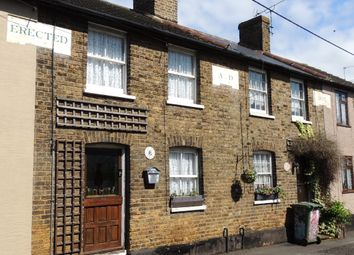 Thumbnail 2 bed cottage for sale in Princess Margaret Road, East Tilbury