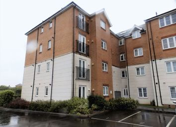 Thumbnail 2 bed flat for sale in Kingsholm House, Twickenham Close, Swindon