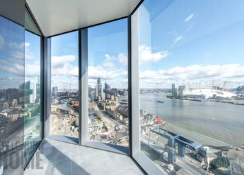 Thumbnail 1 bedroom flat for sale in Dollar Bay, 3 Dollar Bay Place, Canary Wharf, London