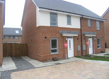 Thumbnail 3 bed semi-detached house to rent in Carsdale Road, Kenton, Newcastle Upon Tyne