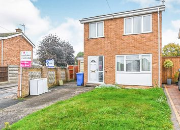 Thumbnail 3 bed detached house for sale in Deborah Drive, Chaddesden, Derby