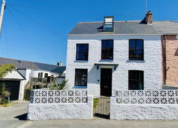 Thumbnail 4 bed semi-detached house for sale in Tower Road, Newquay