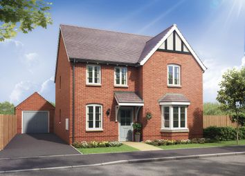 "Thumbnail 4 bed detached house for sale in ""Holden"" at Stockton Road, Long Itchington, Southam"