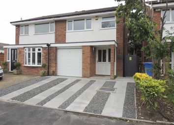 Thumbnail 3 bedroom semi-detached house for sale in Siskin Road, Offerton, Stockport