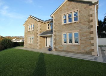 Thumbnail 4 bed detached house to rent in Slyne Road, Bolton Le Sands, Carnforth