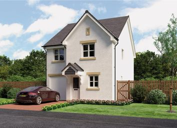 "Thumbnail 4 bedroom detached house for sale in ""Blair Det"" at Venture Avenue, Crossgates, Cowdenbeath"