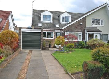 Thumbnail 3 bed semi-detached house to rent in Finchale Road, Newton Hall, Durham