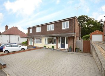 Harts Leap Close, Sandhurst, Berkshire GU47. 4 bed semi-detached house