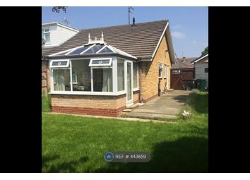 Thumbnail 2 bed bungalow to rent in Kennedy Close, Chester