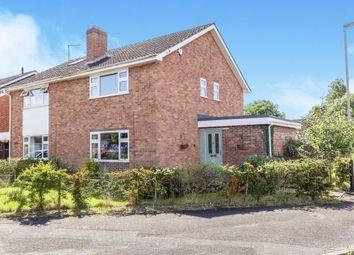 Thumbnail 3 bed semi-detached house for sale in Springbank Grove, Cheltenham, Gloucestershire, Cheltenham