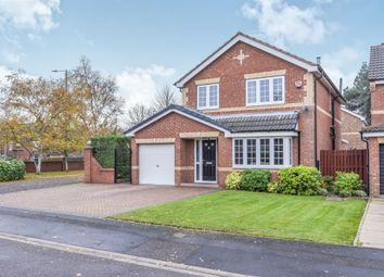 Thumbnail 4 bed detached house for sale in Westminster Drive, Dunsville, Doncaster