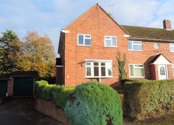 Thumbnail 3 bed end terrace house to rent in Meadow Close, Stone Road, Eccleshall