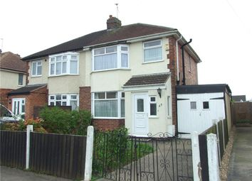Thumbnail 3 bed semi-detached house for sale in Huntley Avenue, Spondon, Derby