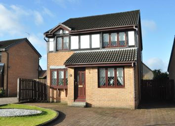 Thumbnail 3 bed detached house for sale in Viewfield Road, Bishopbriggs, Glasgow