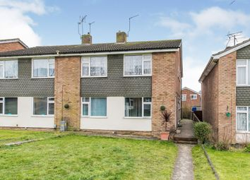 Thumbnail 2 bed flat for sale in Suffolk Close, Colchester