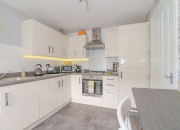 Thumbnail 3 bed town house for sale in Goodhart Crescent, Dunstable