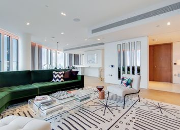 Thumbnail 3 bed flat for sale in Southbank Tower, Upper Ground, London