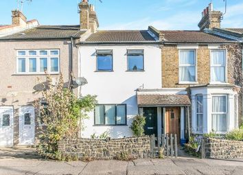 Thumbnail 2 bedroom terraced house for sale in Westcliff-On-Sea, Essex