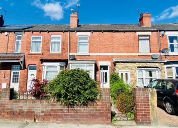 Thumbnail 2 bed terraced house for sale in Queen Street, Swinton, Mexborough
