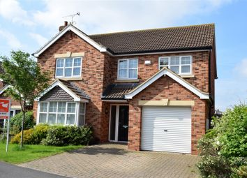 Thumbnail 4 bed detached house for sale in Old School Close, Glebe Road, Brigg