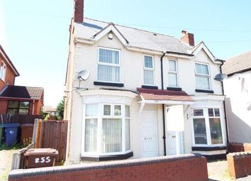 Thumbnail 2 bed semi-detached house for sale in Huntington Terrace Road, Cannock, Staffordshire