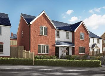 Thumbnail 3 bed semi-detached house for sale in Willow Walk, Lea, Ross-On-Wye
