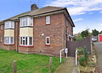 Thumbnail 1 bed maisonette for sale in Winchester Cresent, Gravesend, Kent