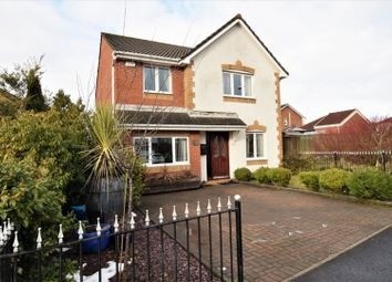 Thumbnail 4 bed detached house for sale in Bowhill Road, Airdrie