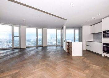 Thumbnail 2 bed flat to rent in Southbank Tower, 55 Upper Ground, London