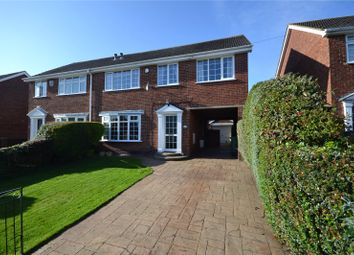 Thumbnail 5 bed semi-detached house for sale in Clixby Close, Cleethorpes