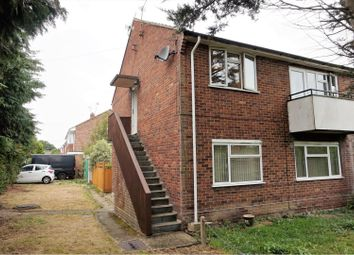 Thumbnail 2 bed maisonette for sale in Coleville Road, Farnborough