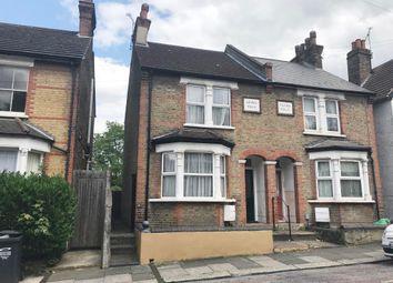 Thumbnail 2 bed semi-detached house for sale in Laurel Villa, 6 Westgate Road, Dartford, Kent