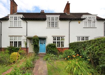 Thumbnail 2 bed terraced house for sale in Fowlers Walk, London