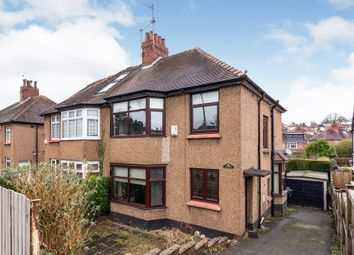 3 bed semi-detached house for sale in Fields Park Road, Newport NP20