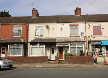 Thumbnail 1 bed terraced house to rent in Cottage Beck Road, Scunthorpe