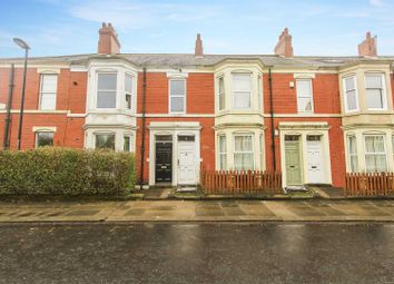 Thumbnail 3 bed flat for sale in Lodore Road, Newcastle Upon Tyne