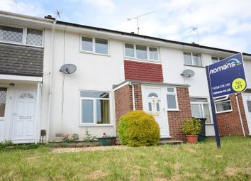 Thumbnail 3 bedroom terraced house to rent in Longmoor Road, Basingstoke