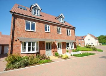 Thumbnail 4 bed semi-detached house for sale in Strachey Close, Saffron Walden, Essex