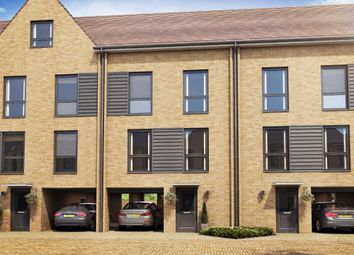 "Thumbnail 4 bed terraced house for sale in ""Linen I"" at Hackbridge Road, Wallington"