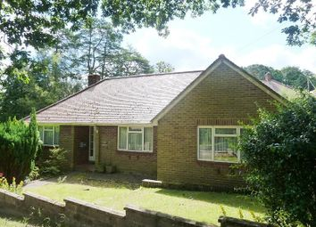 Thumbnail 3 bed detached bungalow for sale in Western Road, West End, Southampton