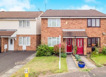 Thumbnail 2 bed semi-detached house for sale in Meadow Rise, Nottingham