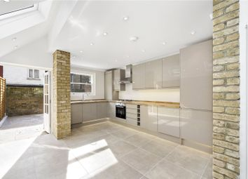 Thumbnail 4 bed terraced house for sale in Hereward Road, London