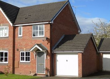 Thumbnail 2 bed semi-detached house to rent in James Atkinson Way, Crewe