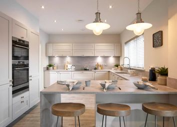 "Thumbnail 4 bedroom detached house for sale in ""Everett"" at Beech Path, East Calder, Livingston"
