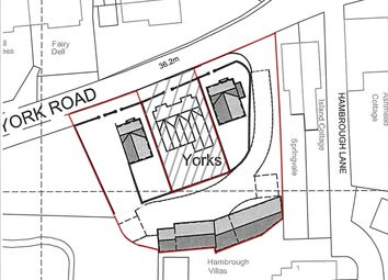 Thumbnail Land for sale in York Road, Totland Bay