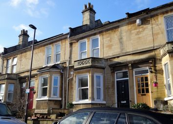 Thumbnail 4 bed terraced house for sale in Ringwood Road, Oldfield Park, Bath